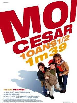 Moi César, 10 ans 1/2, 1m39 - Comedy