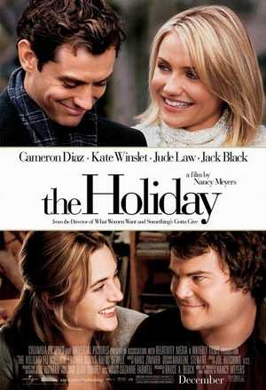 The Holiday - Romantic comedy