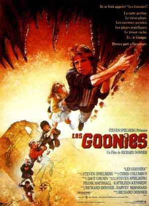 Les Goonies - Adventure, Comedy