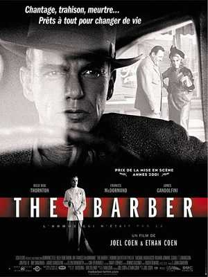 The Barber: The Man Who Wasn't There - Crime, Drama