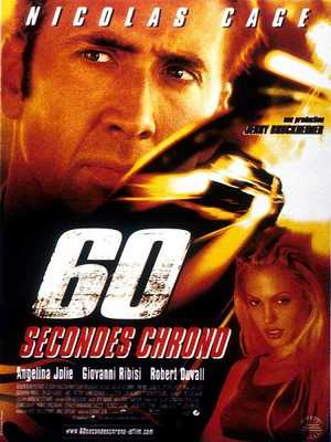 Gone in 60 Seconds - Action, Thriller