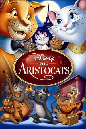 The Aristocats - Animation (classic style)
