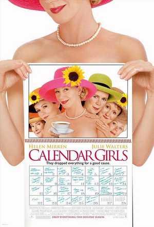 Calendar Girls - Comedy