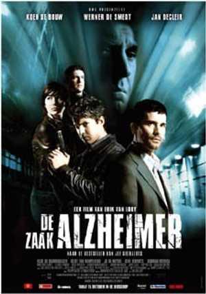 De Zaak Alzheimer - Thriller