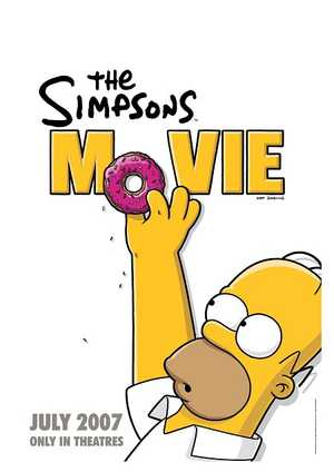 The Simpsons Movie - Comedy, Animation (modern)