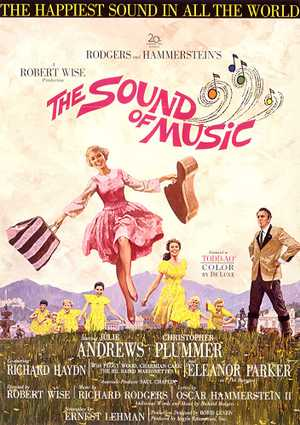 The Sound of Music - Musical comedy
