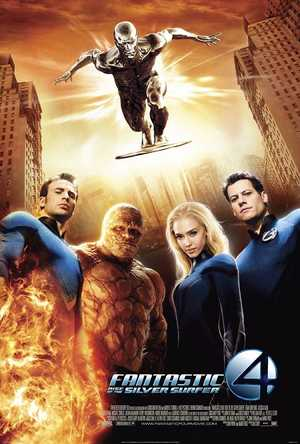 Fantastic Four 2 : Rise of the Silver Surfer - Science Fiction, Thriller