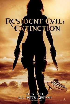 Resident Evil: Extinction - Action, Horror