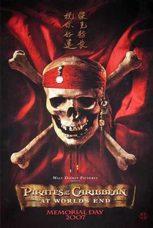 Pirates of the Caribbean: At World's end - Action, Comedy, Fantasy, Adventure