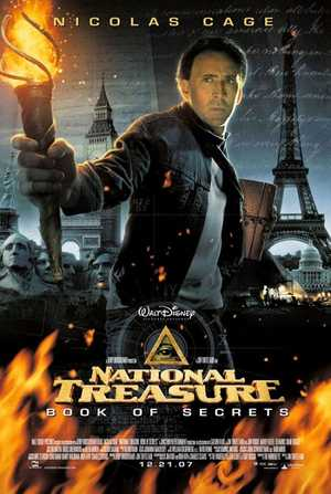 National Treasure 2: Book of Secrets - Action, Adventure