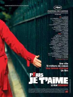 Paris, je t'aime - Romantic