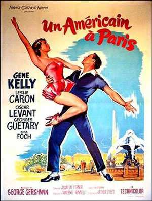 An American in Paris - Musical, Romantic
