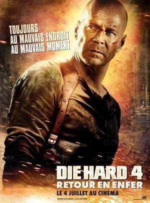 Die Hard 4 : Live Free or Die Hard - Action, Thriller