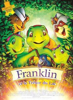 Franklin et le Trésor du Lac - Animation (classic style)