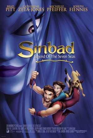 Sinbad: Legend of the seven seas - Animation (modern)