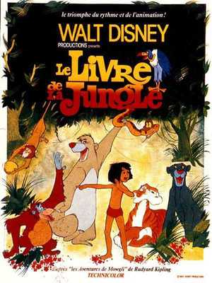 The Jungle Book - Animation (classic style)
