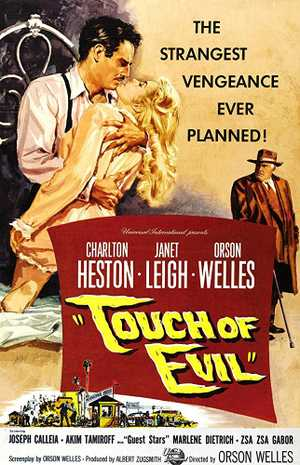 Touch of Evil - Crime