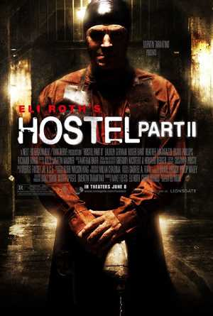 Hostel Part 2 - Horror