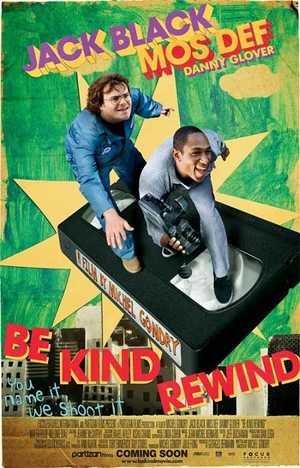 Be Kind Rewind - Comedy