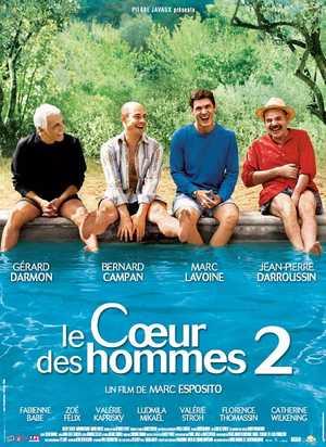 Le Coeur des Hommes 2 - Drama, Comedy, Romantic