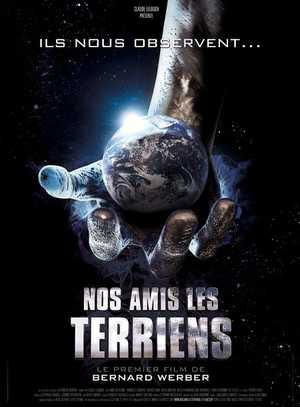Nos amis les Terriens - Melodrama, Fantasy