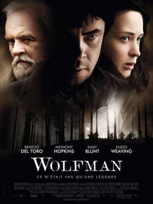 The Wolfman - Horror, Thriller