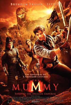 The Mummy 3 : Tomb of the Dragon Emperor - Action, Horror, Thriller, Adventure