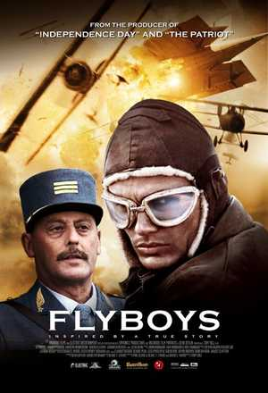 Flyboys - Action, Drama, Romantic