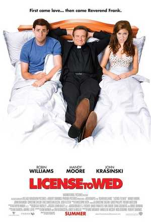 License to Wed - Romantic comedy