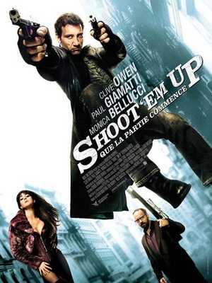 Shoot 'Em Up - Action, Thriller