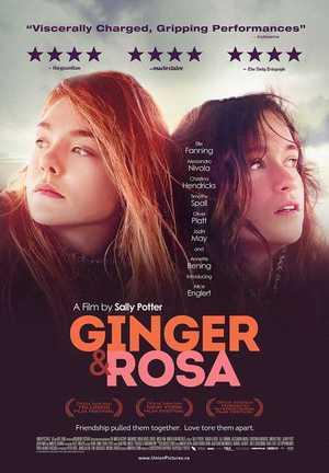 Ginger & Rosa - Drama