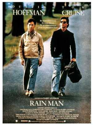Rain Man - Melodrama