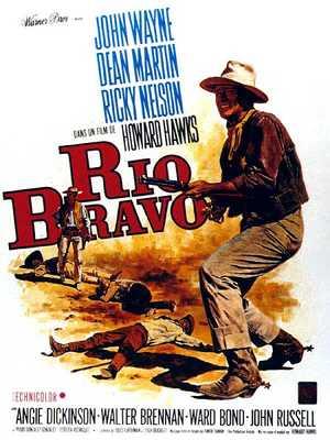 Rio Bravo - Western, Romantic, Drama