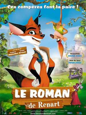 Le Roman de Renart - Animation (modern)