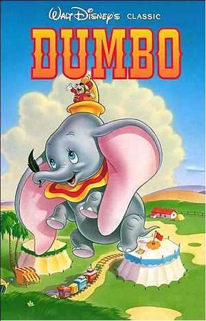 Dumbo - Animation (classic style)