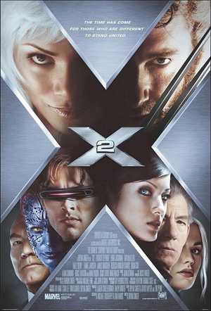 X-Men 2 - Action, Science Fiction