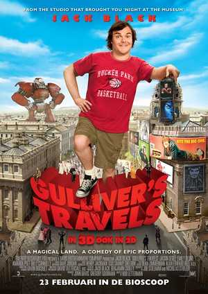 Gulliver's Travels - Animation (classic style), Adventure