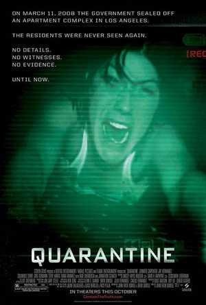 Quarantine - Horror, Thriller