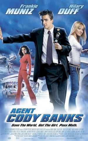 Agent Cody Banks - Action, Comedy, Adventure
