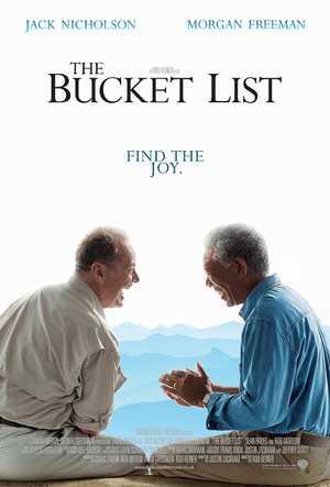 The Bucket List - Comedy, Adventure