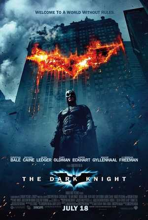 The Dark Knight - Action, Science Fiction, Adventure