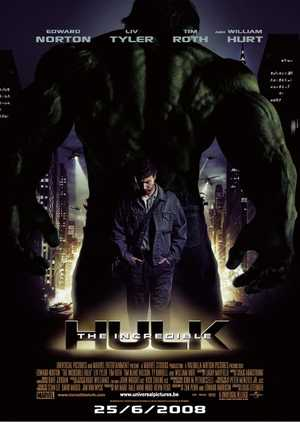 The Incredible Hulk - Action, Thriller