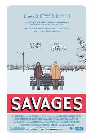 The savages - Drama