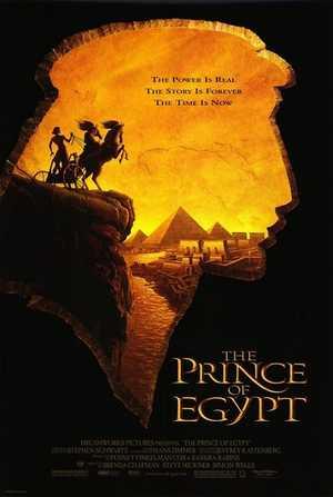 The Prince of Egypt - Animation (modern)