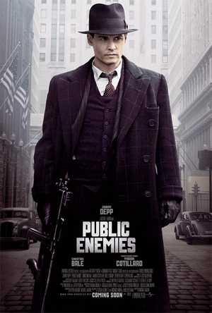 Public Enemies - Drama