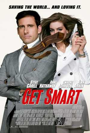 Get Smart - Action, Comedy