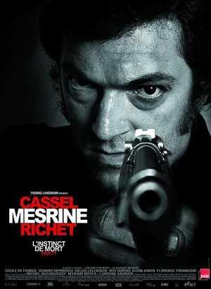 Mesrine, L'Instinct de Mort - Crime