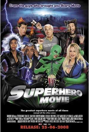Superhero - Comedy