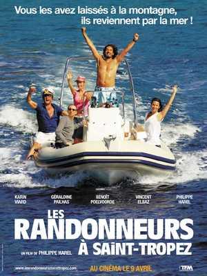 Les Randonneurs à Saint Tropez - Comedy