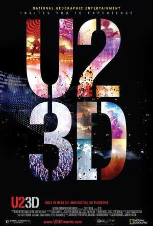 U2 3D - Documentary, Musical